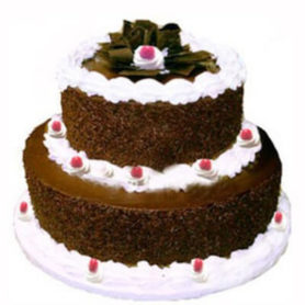 2 Tier Black Forest Cake Rs169800