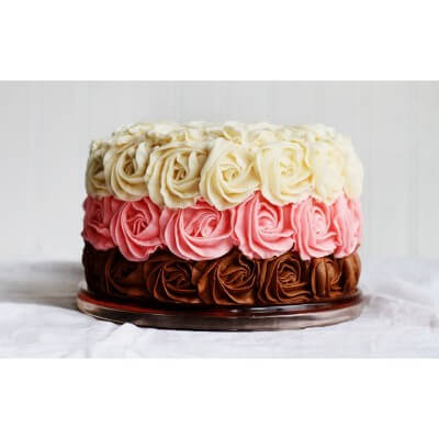Mix Color Flowers Cake Rs74900 Rs54900