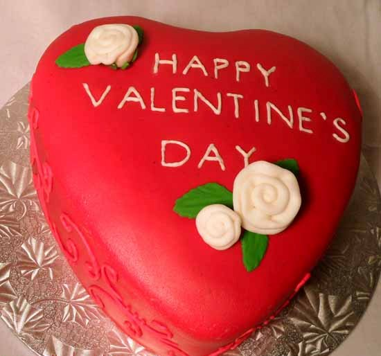 Valentine S Day Cake Gifts Flowers Delivery In Surat Valentines Day